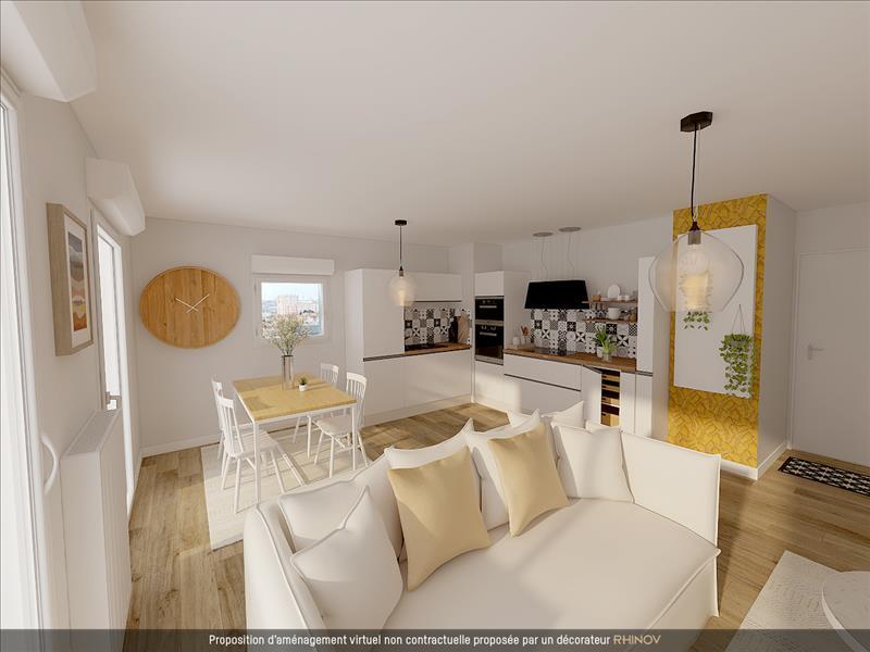 Vente Appartement BEGLES (33130) - 3 pièces - 64 m² - Quartier Bègles Terres Neuves