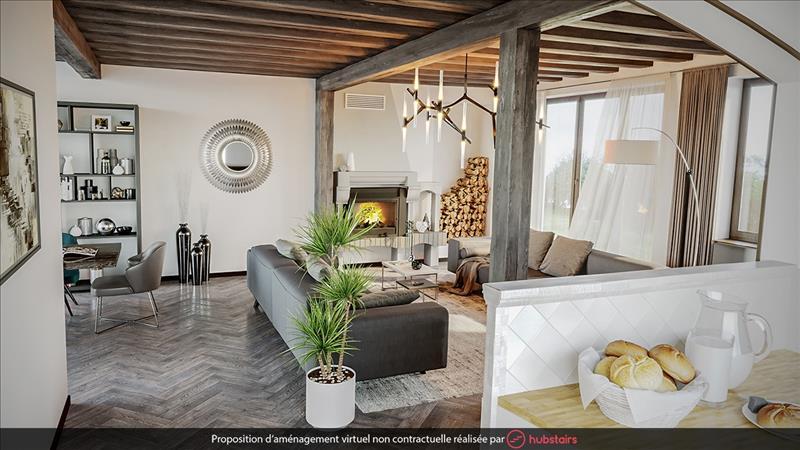Vente Maison LAMAIDS (03380) - 6 pièces - 130 m² -