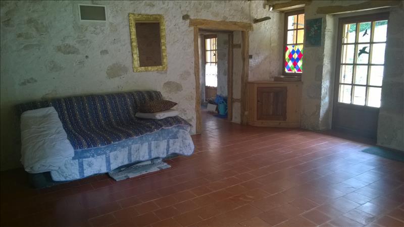 Vente Maison FEUGAROLLES (47230) - 4 pièces - 136 m² -