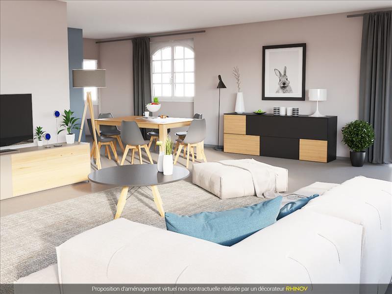Vente Maison MONCRABEAU (47600) - 4 pièces - 160 m² -