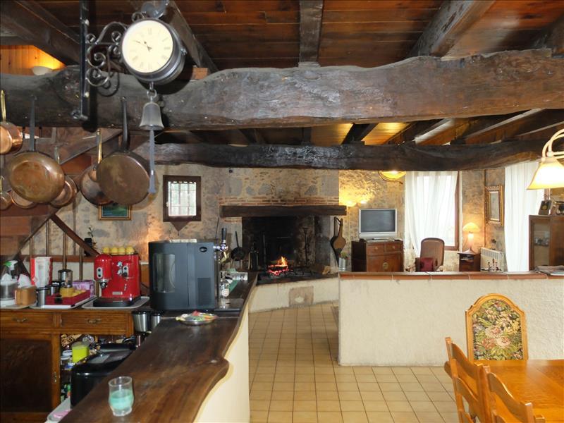 Vente Maison LAVARDAC (47230) - 4 pièces - 140 m² -