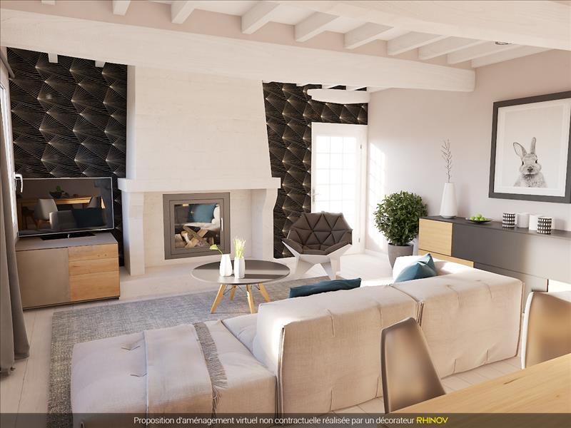 Vente Maison BARBASTE (47230) - 9 pièces - 307 m² -