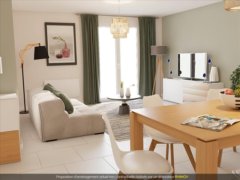 Vente Maison LAVARDAC (47230) - 4 pièces - 78 m² -