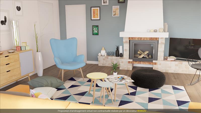 Vente Maison ST VINCENT DE LAMONTJOIE (47310) - 4 pièces - 90 m² -
