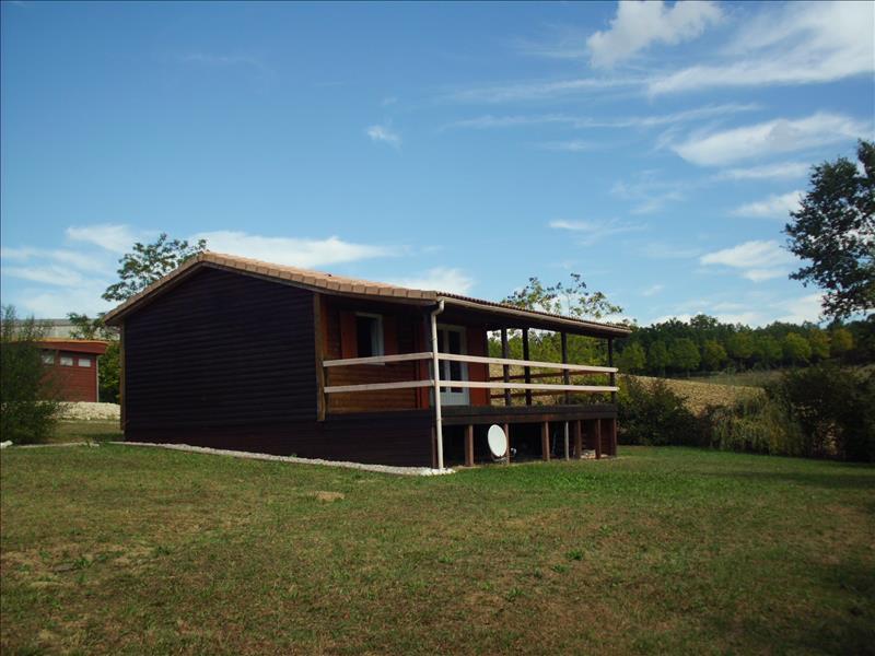 Maison VERTEUIL D AGENAIS - 3 pièces  -   50 m²