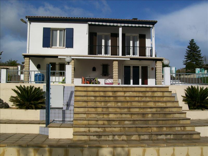 Maison VERTEUIL D AGENAIS - 5 pièces  -   141 m²