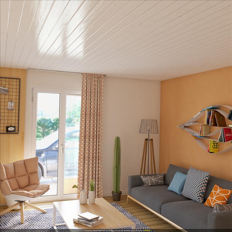Vente Maison BOURRAN (47320) - 4 pièces - 105 m² -