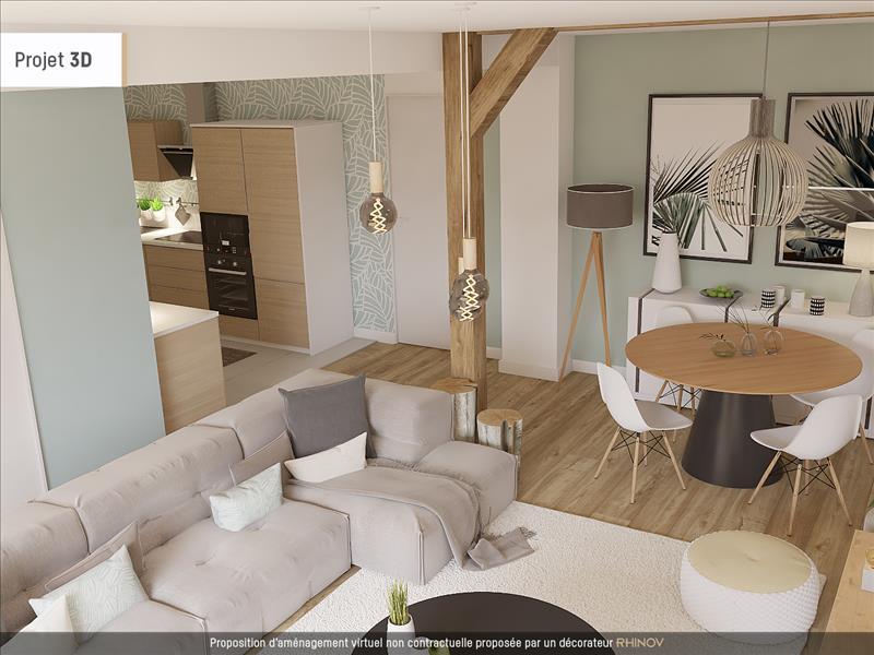 Vente Appartement LA ROCHE GUYON (95780) - 5 pièces - 92 m² -