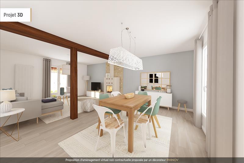 Vente Maison BUHY (95770) - 6 pièces - 115 m² -