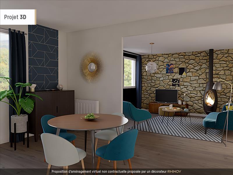 Vente Maison MAREIL SUR MAULDRE (78124) - 5 pièces - 100 m² -