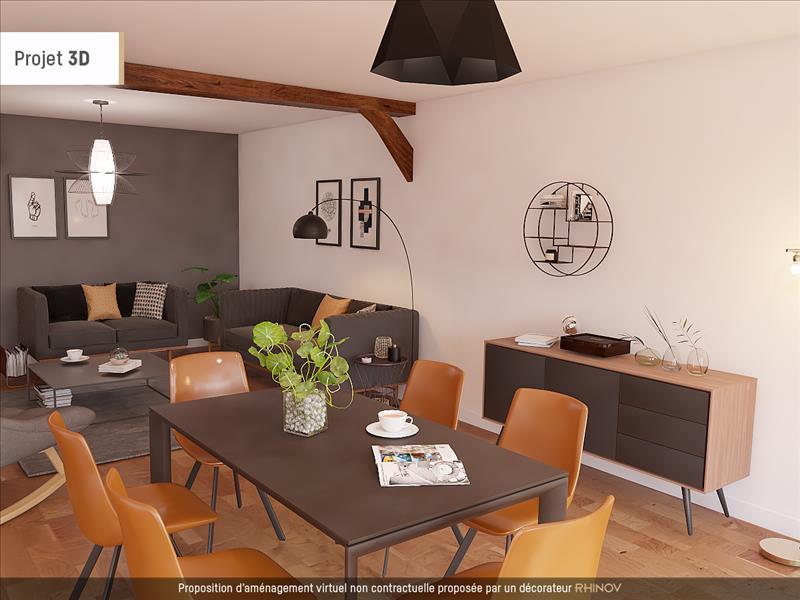 Vente Maison MAULE (78580) - 2 pièces - 46 m² -