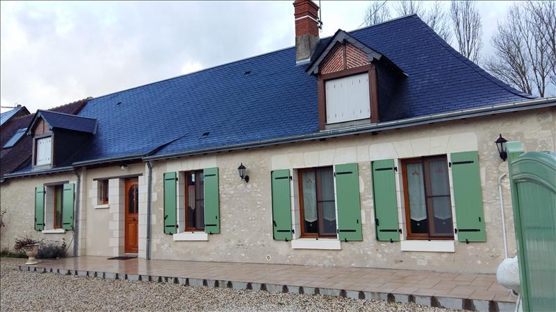 Maison GENILLE - 5 pièces  -   131 m²