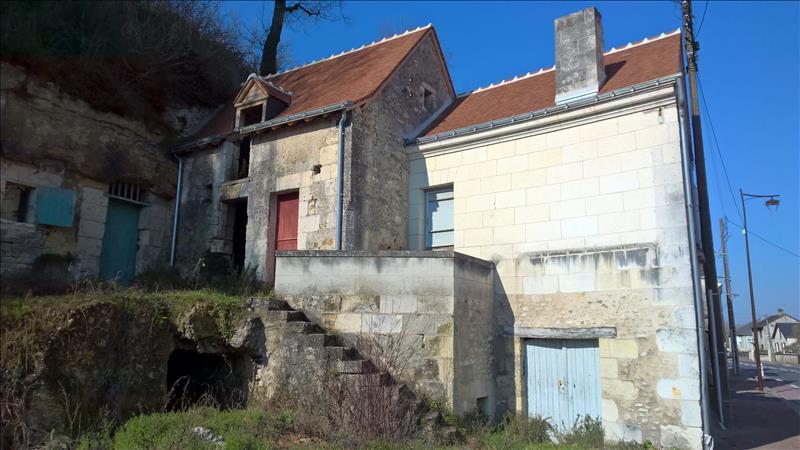 Maison LOCHES - 2 pièces  -   39 m²