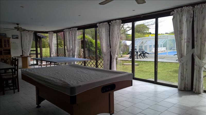 Maison VERNEUIL SUR INDRE - 11 pièces  -   480 m²