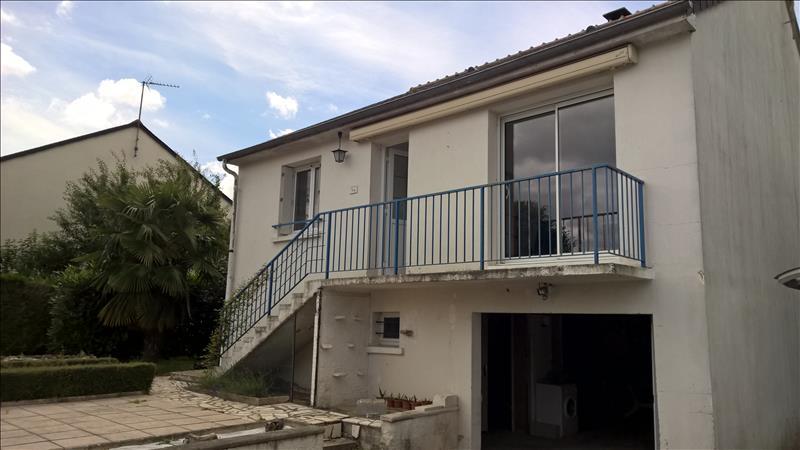Maison NOUANS LES FONTAINES - (37)