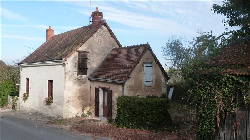Maison LA CELLE GUENAND - (37)