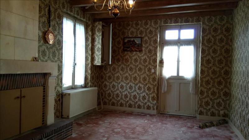 Vente Maison CHEMILLE SUR INDROIS (37460) - 3 pièces - 57 m² -