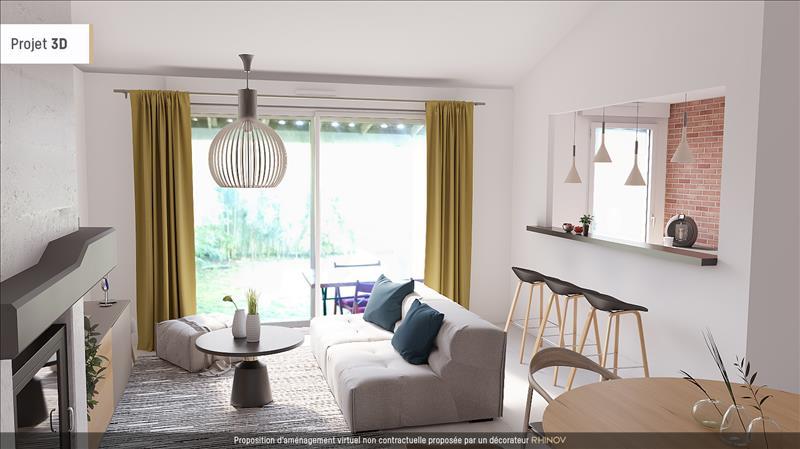 Vente Maison NANCRAS (17600) - 4 pièces - 90 m² -