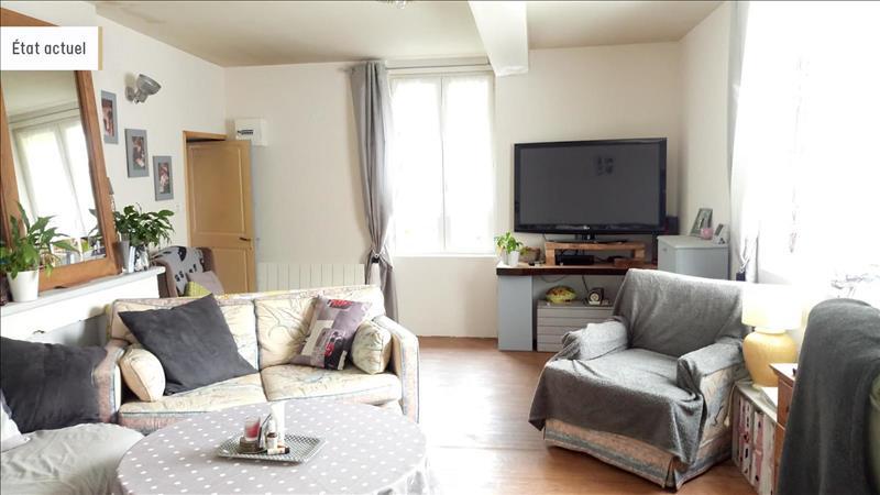 Vente Maison MEURSAC (17120) - 4 pièces - 134 m² -