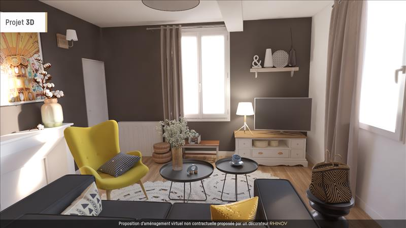 vente maison meursac 17120 4 pi ces 134 m 177 2980 bourse de l 39 immobilier. Black Bedroom Furniture Sets. Home Design Ideas