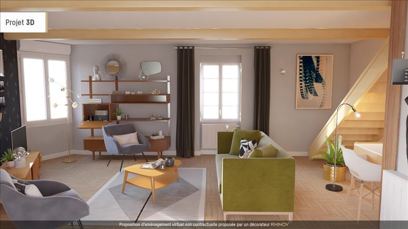 Vente Maison NANCRAS (17600) - 4 pièces - 96 m² -