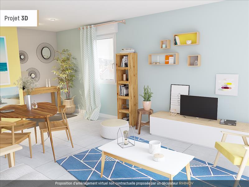 Vente Appartement MANTES LA JOLIE (78200) - 1 pièce - 33 m² - Quartier Gassicourt
