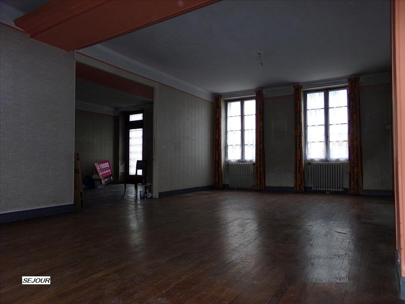 Maison VILLEDIEU SUR INDRE - (36)