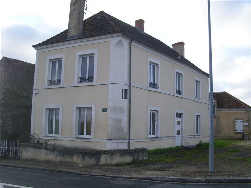 Maison VENDOEUVRES - (36)