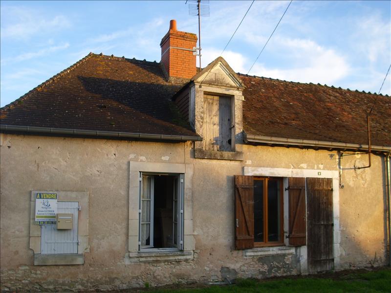 Maison ST MICHEL EN BRENNE - 2 pièces  -   48 m²