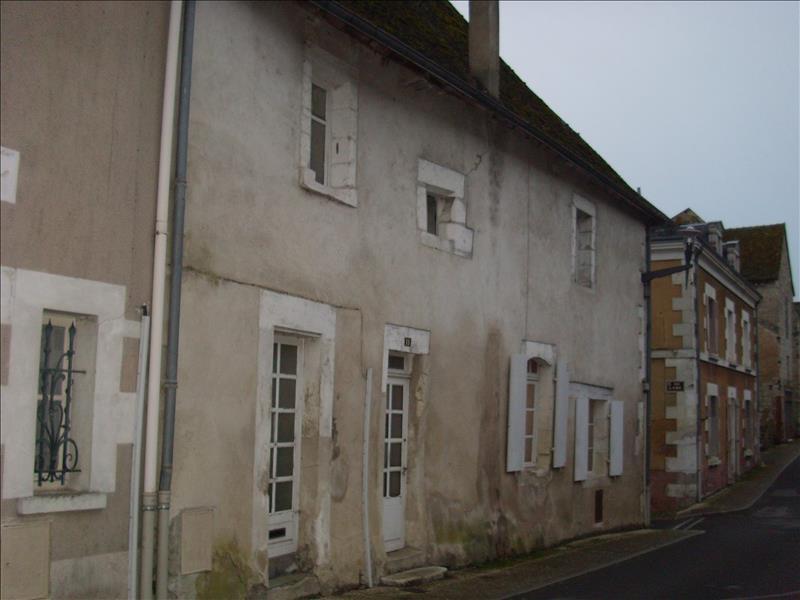Maison PALLUAU SUR INDRE - 4 pièces  -   112 m²