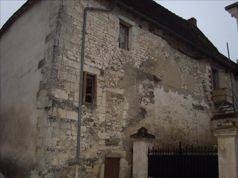 Maison PALLUAU SUR INDRE - (36)