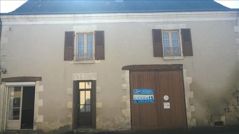 Maison AZAY LE FERRON - 4 pièces  -   110 m²