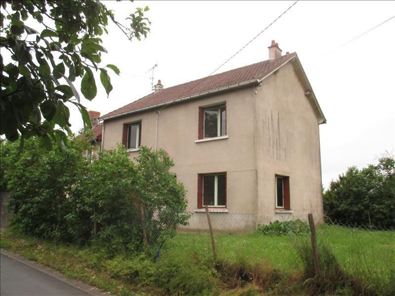 Maison BUZANCAIS - 4 pièces  -   60 m²