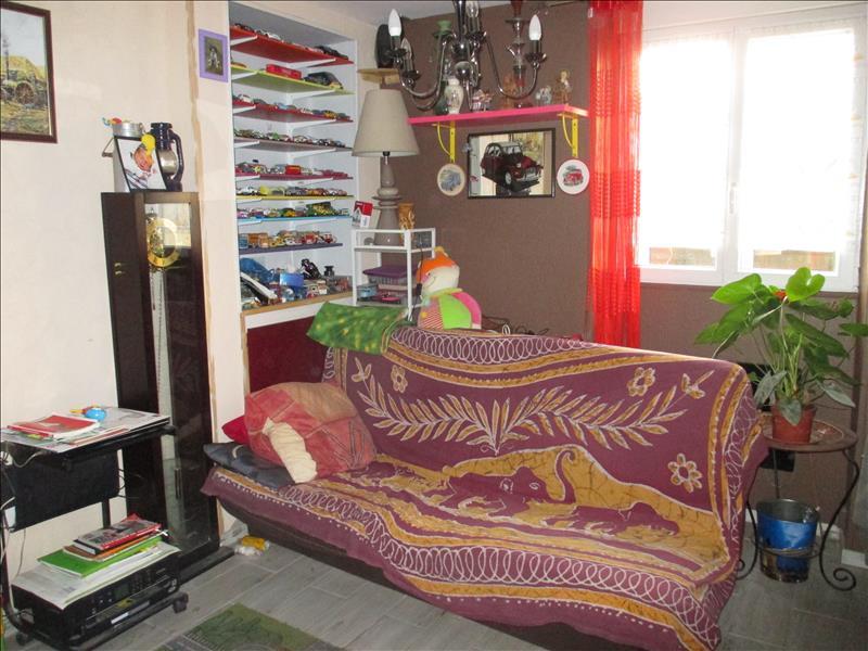 Maison BUZANCAIS - 3 pièces  -   53 m²