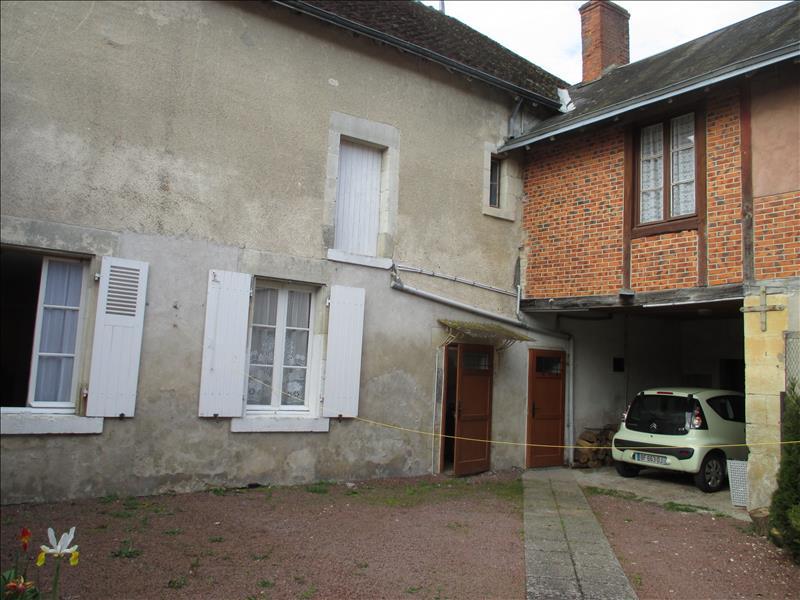 Maison LE TRANGER - (36)