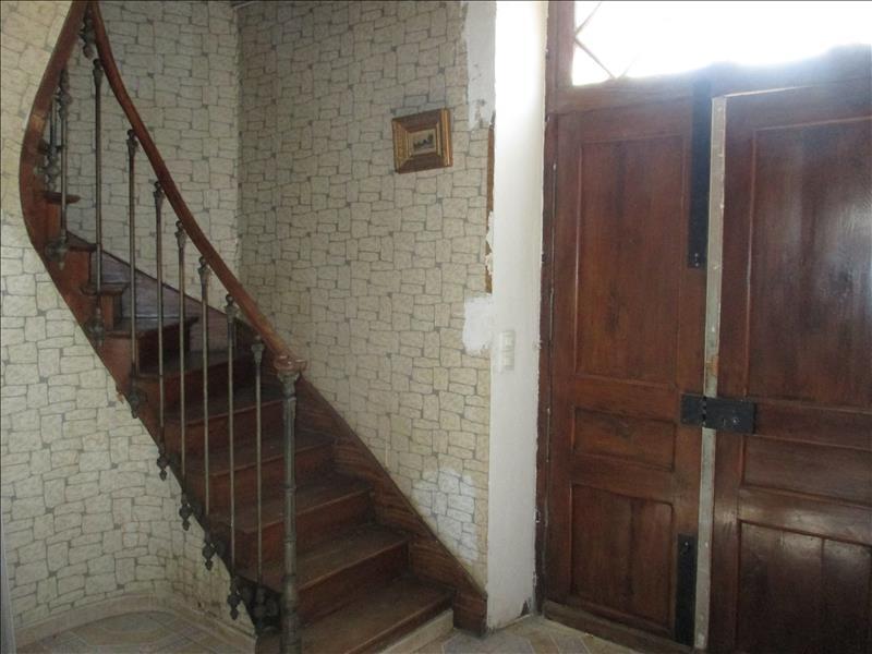 Maison AZAY LE FERRON - 6 pièces  -   185 m²