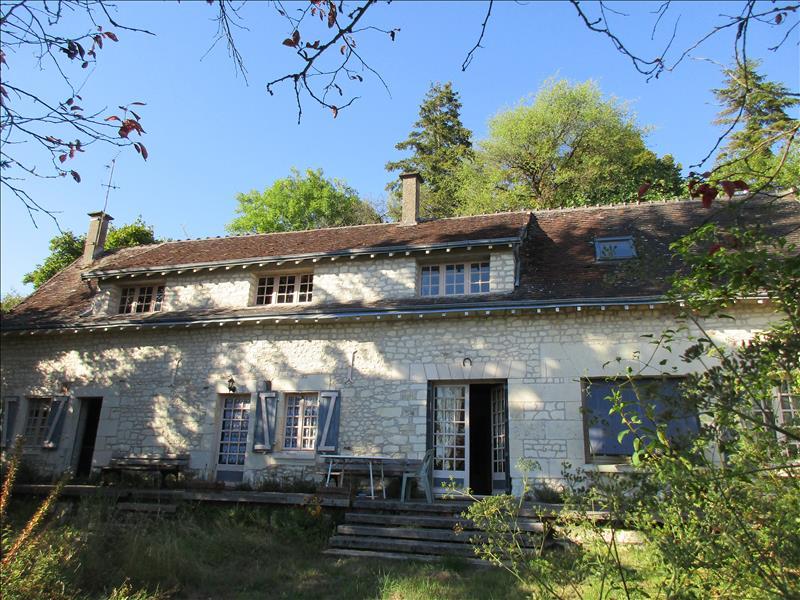 Vente Maison PALLUAU SUR INDRE (36500) - 4 pièces 125 m²
