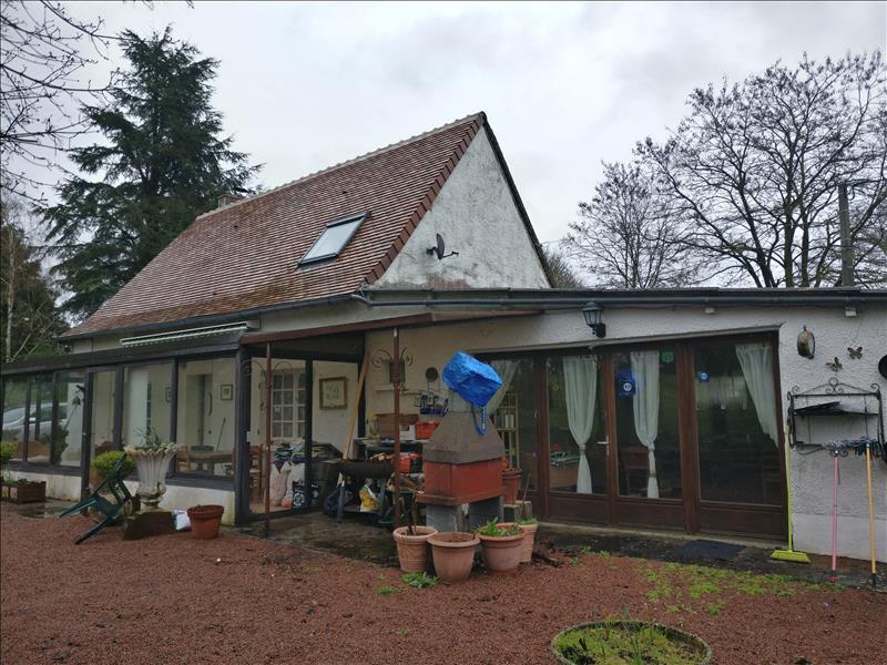 Maison  - 6 pièces    - 243 m² - AZAY LE FERRON (36)