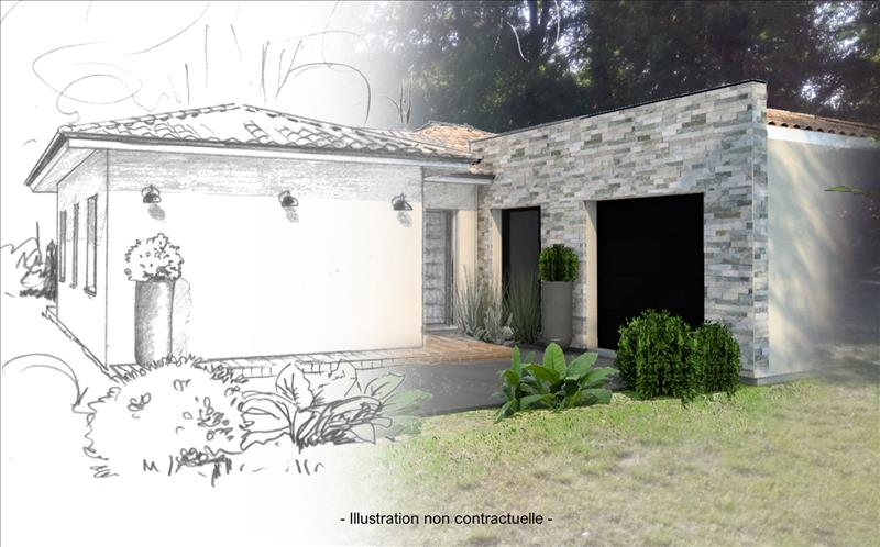 Vente Terrain PAREMPUYRE (33290) - 777 m² -