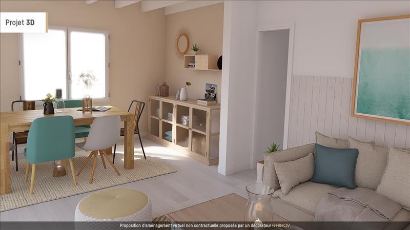 Vente Maison LA TESTE DE BUCH (33260) - 4 pièces - 61 m² - Quartier Les Bordes - Pinède de Conteau