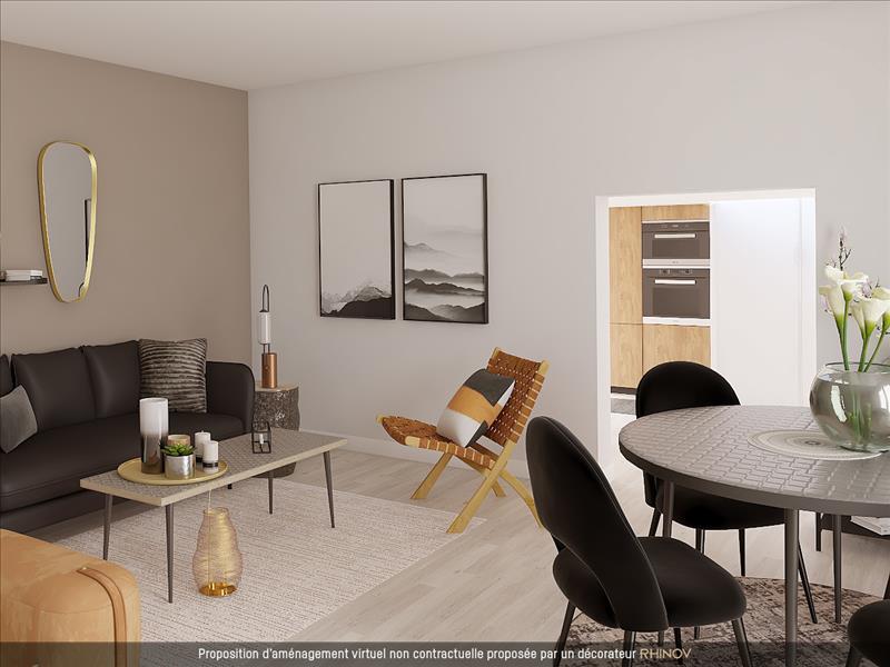 Vente Maison BLANQUEFORT (33290) - 3 pièces - 55 m² -