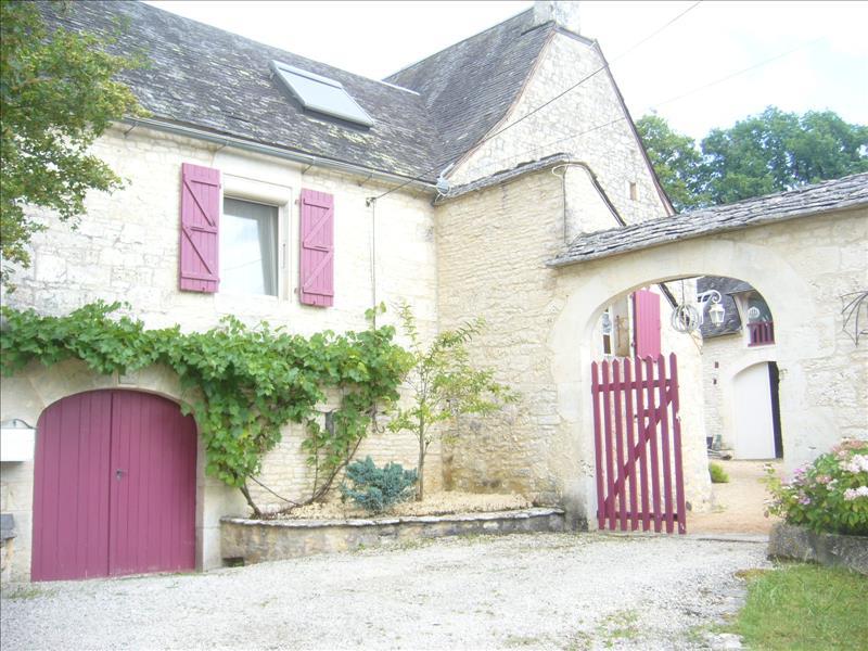 Vente Maison BORREZE (24590) - 6 pièces 185 m²