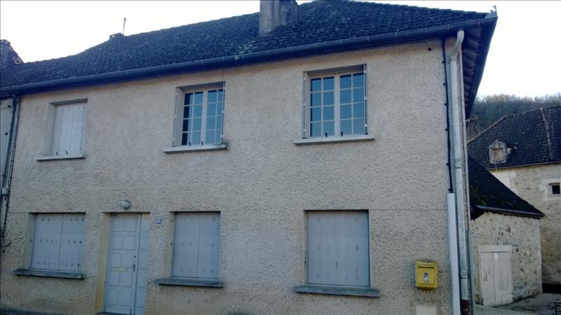 Maison LACHAPELLE AUZAC - 3 pièces  -   115 m²