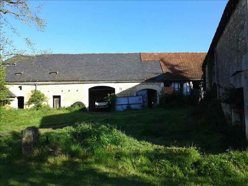 Grange LACHAPELLE AUZAC -  -   300 m²