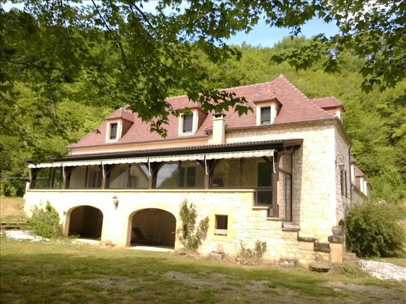 Vente Maison BORREZE (24590) - 6 pièces 200 m²