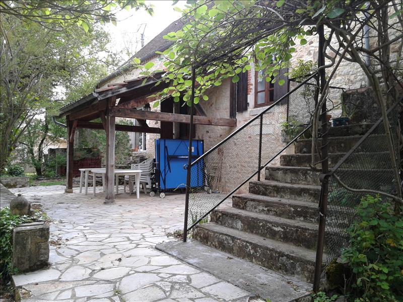 Maison LOUPIAC - (46)