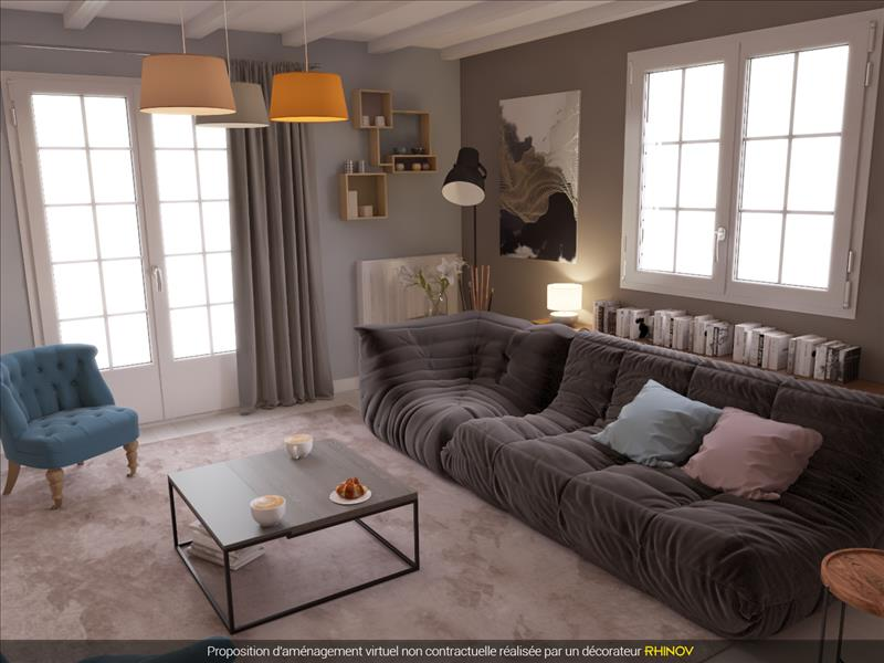 Vente Maison NADAILLAC DE ROUGE (46350) - 7 pièces - 160 m² -