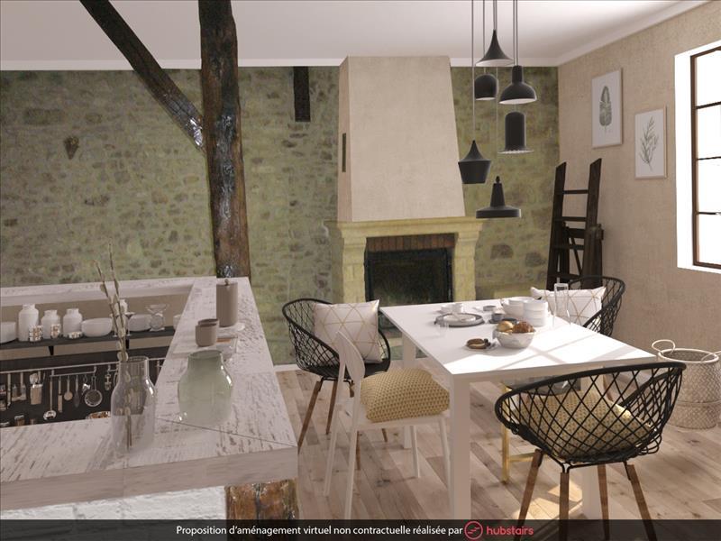 Vente Maison SOUILLAC (46200) - 4 pièces - 90 m² -