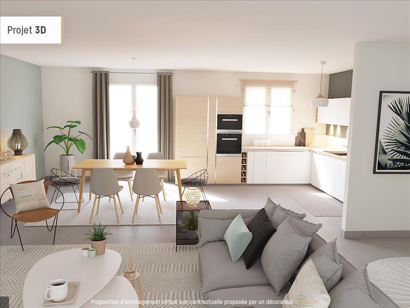 Vente Maison LACHAPELLE AUZAC (46200) - 4 pièces - 97 m² -