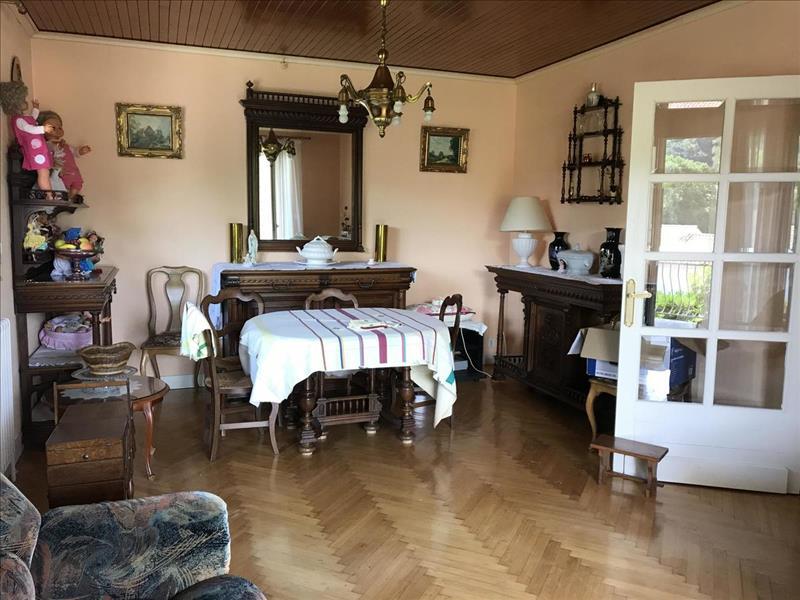 Vente Maison ST CAPRAIS DE LERM (47270) - 8 pièces - 242 m² -